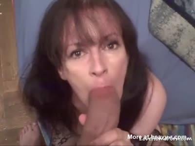 Biggest dick ever being sucked