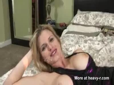 Homemade mother son anal