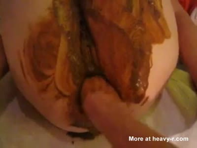 anal fisting girls poo -