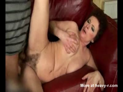 Granny seduces boy porn